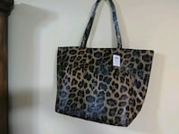Chico's brown and black leopard print tote bag Rochester, 55901