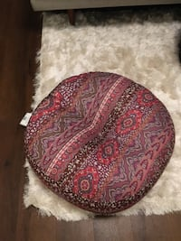 Round floor pillow Vancouver, V6B 3G3