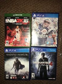 PS4 Xbox one GameCube games Omaha, 68127