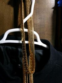 Gold color waist jewerly