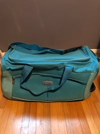 Duffle Bag with Wheels, carry on size