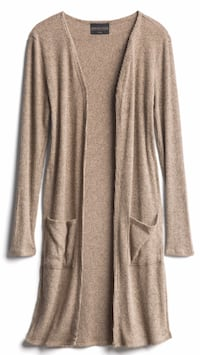 Brown long cardigan (XS) Stitch fix
