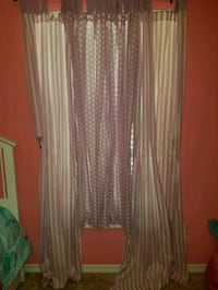 brown window curtains Tampa, 33647