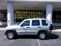 2005 Jeep Liberty Sport 4WD 4dr SUV Fairfield, 45014