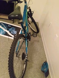 Two bikes for sale.