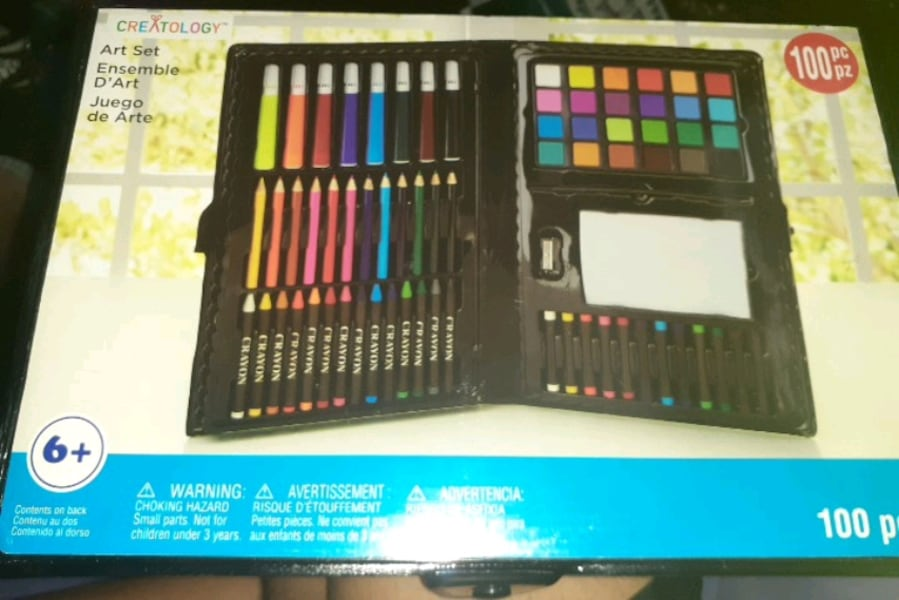 Art kit 100pc!! New need gone! :) fundraiser for a good cause! 8f3168df-7a82-4bea-945e-a02b92d54c0f