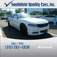 2016 Dodge Charger SXT Detroit
