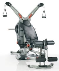 Bowflex Revolution Home Gym (used less than 10 times; less than 1/2 price, fully assembled) Spring, 77381