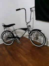 Lowrider bicycle custom