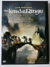 Lord of the Rings dvd Baltimore