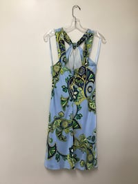 Women's BANANA REPUBLIC 100% silk lined dress… Size-2 Manasquan, 08736
