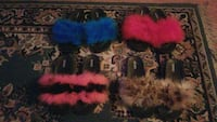 Custom made Furry  Slides xl $30 each Capitol Heights, 20743