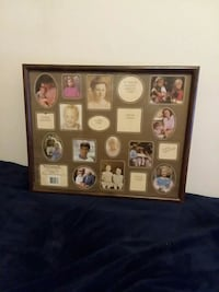 Large framed picture collage Baldwinsville, 13027