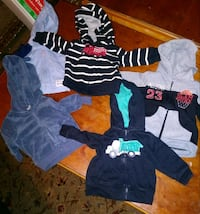 assorted-color clothes lot West Columbia, 29170