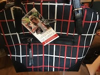 Brand new with tags lunch tote purse