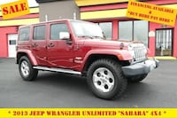 Jeep-Wrangler Unlimited-2013 Fredericksburg