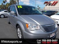 2015 Chrysler Town & Country Touring Las Vegas