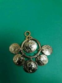 Coolest Lovliest Looking Fake Coins Charm!