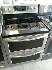 NEW STOVE DOUBLE OVEN ELECTRIC  McKinney, 75069