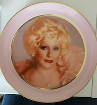 Mary Kay 20th Anniversary display plate Yorktown, 23692