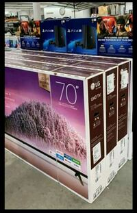 """❤️❤️FREE PS4 PRO????LG 70"""" smart tv Only $39 down  Houston, 77036"""