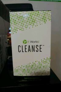 Unopened it works herbal cleanse