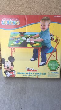 Mickey mouse club house box