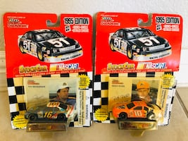 NASCAR Die Cast  #10 Ricky Rudd & # 16 Ted Musgrave:)