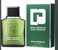 Paco Rabanne men Eau De Toilette Spray 200 ml Coquitlam