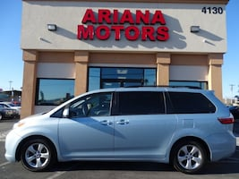 2015 Toyota Sienna 5dr 7-Pass Van LE AAS FWD
