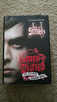 Vampire Diaries The Return: Shadow Souls Takoma Park, 20912