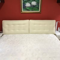 King bed frame without mattress  Singapore, 479267