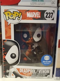 Funko Pop! DEADPOOL/VENOM