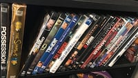 assorted DVD movie case lot Enfield, 03748