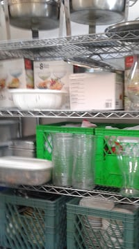 Catering Supplies - Large Inventory !!