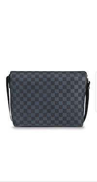 Damier Ebene Louis Vuitton leather crossbody bag Vancouver, V5N 3C3