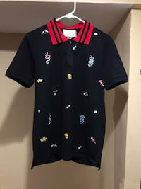 Authentic Gucci Polo Shirt  Washington, 20011