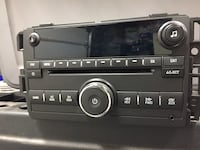 GM stock CD Player Radio (out of 2007 Chevrolet Silverado) Part# 15909951