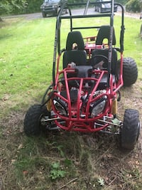 Fully stock, non-working dune buggy, original engine and tires included
