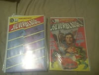 Issues 1-12 silverBlade comics  Mississauga, L5A 2J4