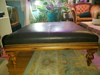 black and brown wooden coffee table Boston, 02108