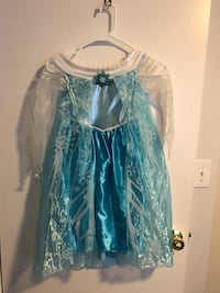 Kids 4-6 Elsa costume Sterling, 20165