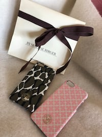 2 stk malene birger deksel iPhone 6/7/8 ubrukt