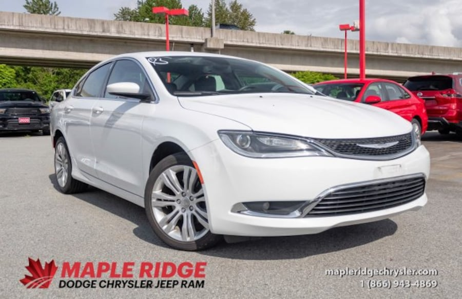 2016 Chrysler 200 Limited | Fully Loaded 9