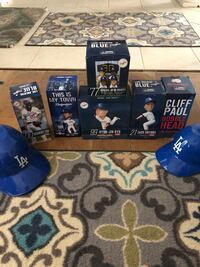 Dodger Bobblehead lot Los Angeles, 90041