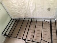 Twin Bed Frame - 14 Inch. With under bed storage. 37 mi