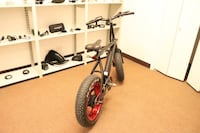 """USED 36V 500W 20"""" Fat Bafang Motor Electric Bicycle"""