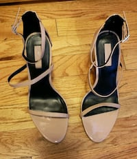 Forever 21 women heels shoes size 8
