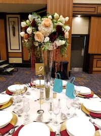 Gold table numbers (1-25) Toronto, M9R 2A6