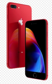 IPhone 8 Plus Red Unlocked New Mississauga, L5N